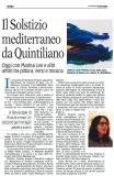 """""""La Gazzetta del Mezzogiorno"""" Bari, 21-06-2017"""