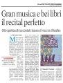 """""""La Gazzetta del Mezzogiorno"""" Bari, 08-11-2019"""