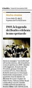 """""""La Repubblica"""" Bari, 08-11-2019"""
