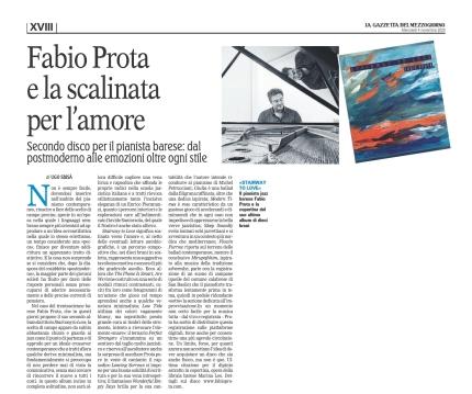 """""""La Gazzetta del Mezzogiorno"""" - Bari, 04/11/2020"""